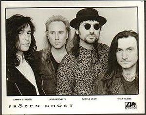 Frozen Ghost - Frōzen Ghōst