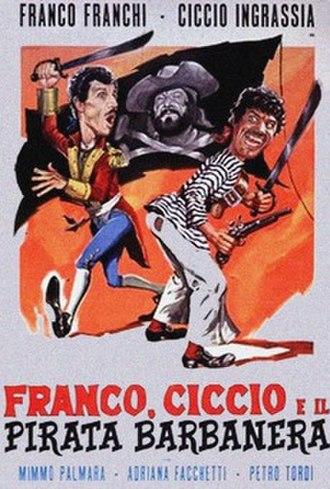 Franco, Ciccio e il pirata Barbanera - Image: Franco, Ciccio e il pirata Barbanera