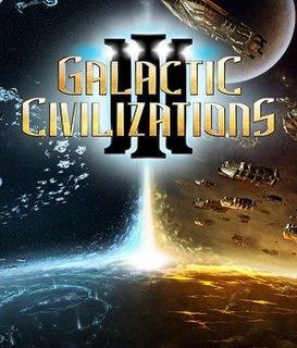 <i>Galactic Civilizations III</i> 2015 video game