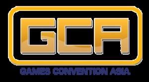 GCA Games Convention Asia - Image: Games Convention Asia Logo