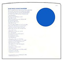 Dark Horse (George Harrison song) - Wikipedia