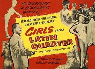 <i>Girls of the Latin Quarter</i>