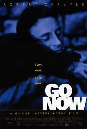 Go Now (film) - Theatrical release poster