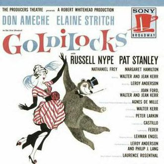 Goldilocks (musical) - Original Cast Recording