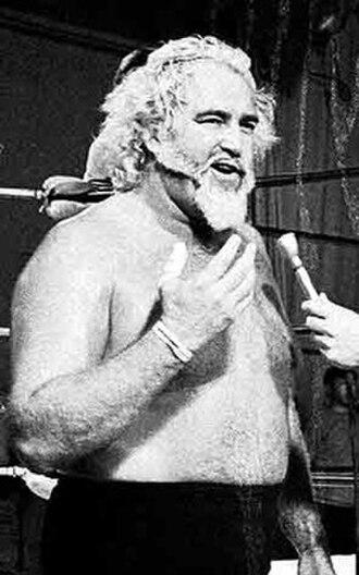 Luke Graham (wrestler) - Image: Grady Johnson