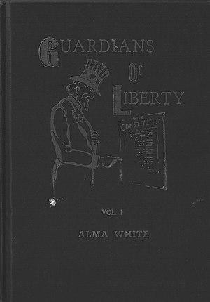 Guardians of Liberty - Image: Guardianscover