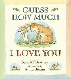 Cover artwork of the original Guess How Much I Love You