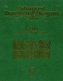 Celts Campaign Sourcebook - Wikipedia