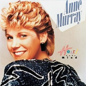 Heart over Mind (Anne Murray album) - Image: Heart Over Mind
