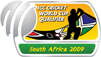 2009 Cricket World Cup Qualifier - Official Logo