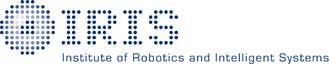 Institute of Robotics and Intelligent Systems - IRIS logo