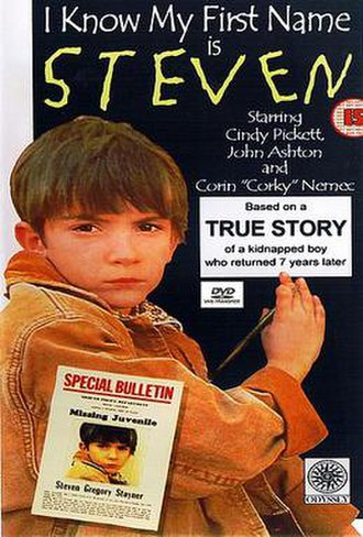 Steven Stayner - Image: I Know My First Name is Steven