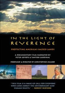 In the Light of Reverence movie poster