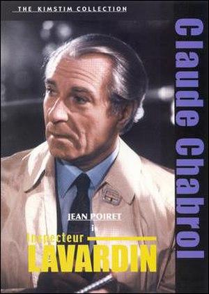 Inspecteur Lavardin - DVD cover