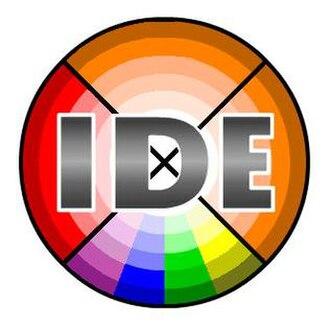Party of Internet Democracy - Image: Internetes D Emokrácia pártja (logo)