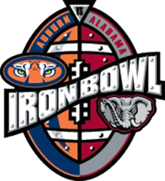 Iron Bowl - Image: Iron Bowl Logo