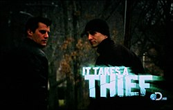 It Takes A Thief 2005 Tv Series Wikipedia