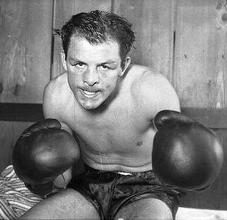 Jack Kid Berg British boxer