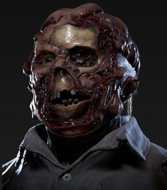Jason Goes to Hell: The Final Friday - Jason Voorhees unmasked, as seen in Friday the 13th: The Game.