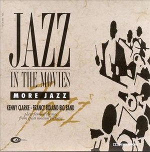 More (Clarke-Boland Big Band album) - Image: Jazz in the Movies