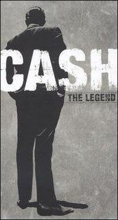 <i>The Legend</i> (Johnny Cash box set) 2005 box set by Johnny Cash