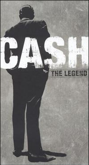 The Legend (Johnny Cash box set) - Image: Johnny Cash The Legend