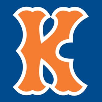 Kingsport Mets - Image: K Mets