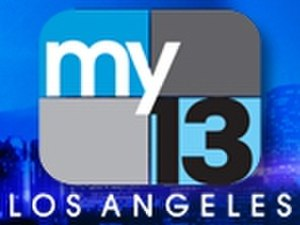 KCOP-TV - First logo under MNTV affiliation, used from September 2006 to 2013.