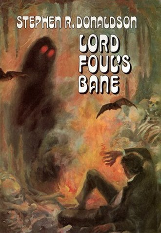 Lord Foul's Bane - Cover of first trade edition