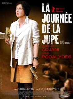 <i>La Journée de la jupe</i> 2008 French drama film directed by Jean-Paul Lilienfeld