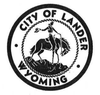 Official seal of Lander, Wyoming