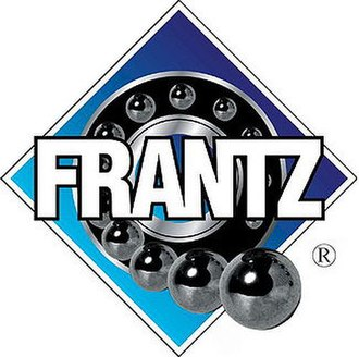 The Frantz Manufacturing Company - Image: Large color Frantz Logo 3