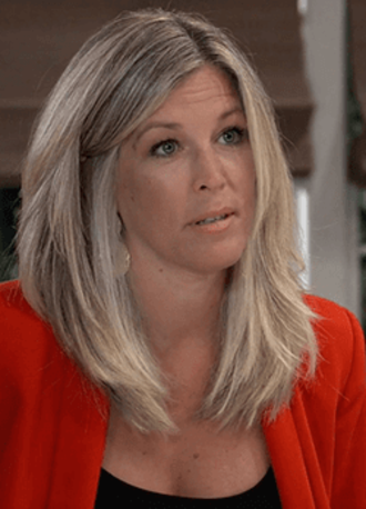 Carly Corinthos - Laura Wright as Carly Corinthos