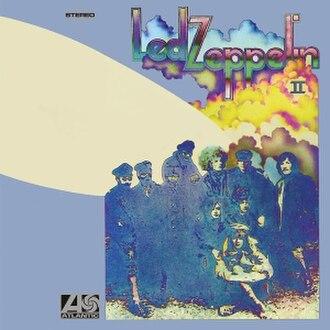 Led Zeppelin Deluxe Edition - Image: Led Zeppelin II Reissue