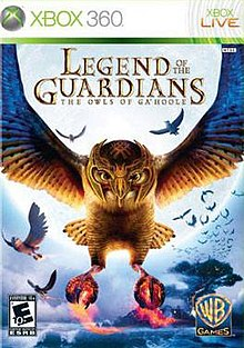 Legend of the Guardians: The Owls of Ga'Hoole (video game ...