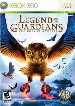 Legend of the Guardians-The Owls of GaHoole (video game).jpg