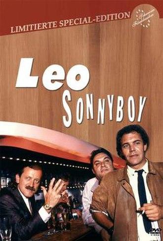 Leo Sonnyboy - Swiss DVD cover showing Dieter Meier, Mathias Gnädinger and Christian Kohlund