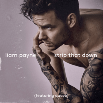 Strip That Down - Image: Liam Payne Strip That Down (Official Single Cover)