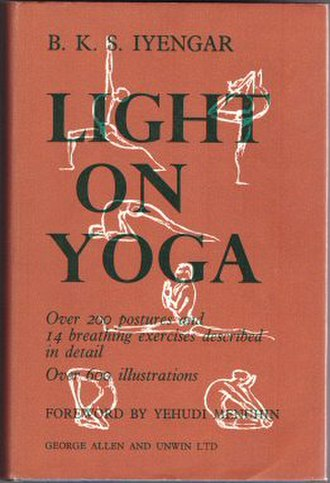 Light on Yoga - First edition