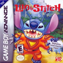 Disney's Lilo & Stitch (Game Boy Advance video game) - Wikipedia