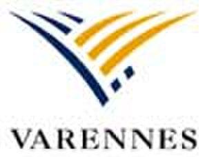 Varennes, Quebec - Image: Logo Varennes 1