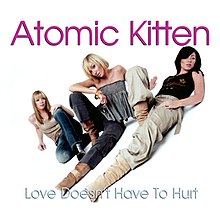 Atomic Kitten — Love Doesn't Have to Hurt (studio acapella)