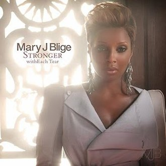 Stronger with Each Tear - Image: MJB Stronger with Each Tear (International Version)