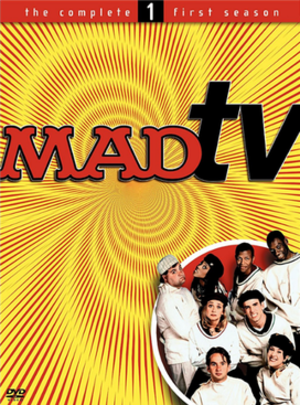 Mad TV (season 1) - DVD cover