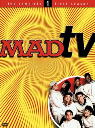 Mad TV (season 1) - DVD cover