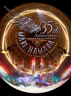 "<i>Mari Hamada 35th Anniversary Live ""Gracia"" at Budokan</i> 2019 video by Mari Hamada"