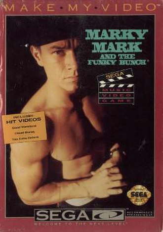 Make My Video - Image: Marky Mark and the Funky Bunch Make My Video Cover