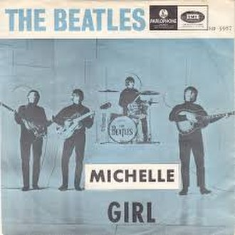 Michelle (song) - Image: Michelle The Beatles