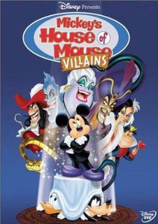 <i>Mickeys House of Villains</i> 2002 film by Tony Craig, Rick Schneider