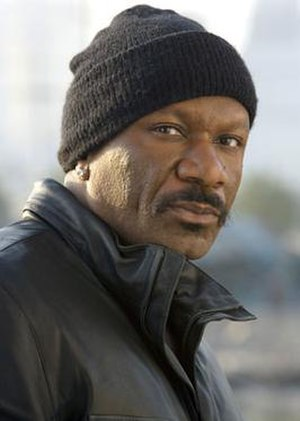 Luther Stickell - Ving Rhames as Luther Stickell in Mission: Impossible III.